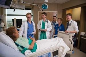 executive leadership patient satisfaction