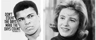 mohammad ali; patty duke   patient safety