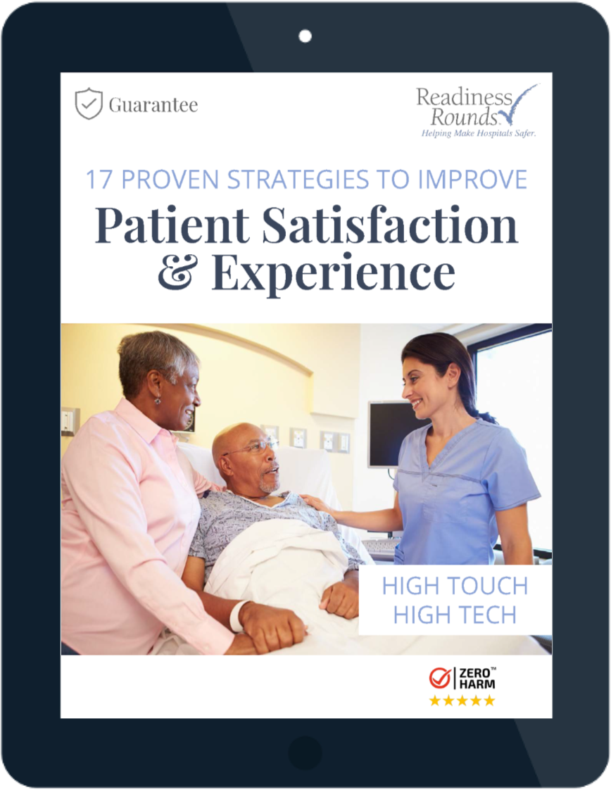 17 Proven Strategies to Improve Patient Satisfaction and Experience eBook