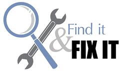 Find it and fix it | patient safety
