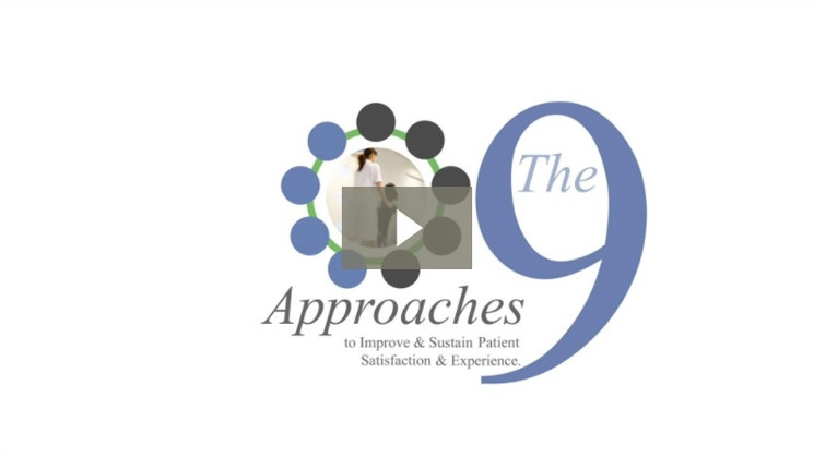 The 9 Approaches - Overview