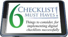 6 checklist must haves blog link