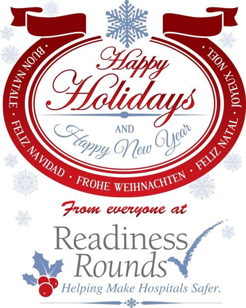 Readiness Rounds Happy Holidays