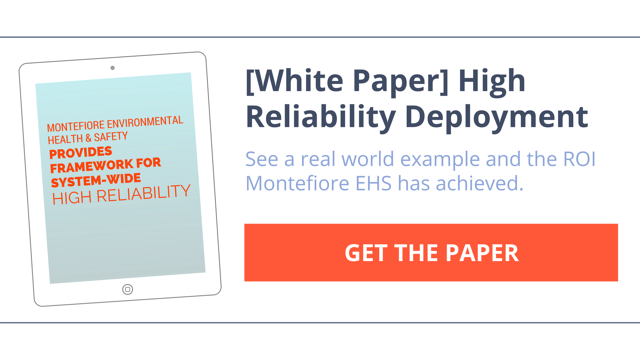 readiness rounds high reliability white paper