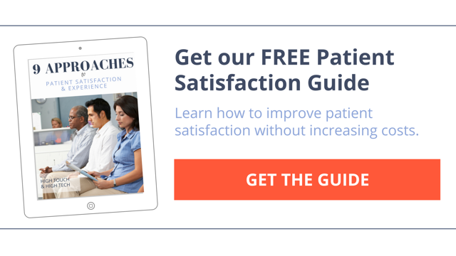 patient satisfaction guide