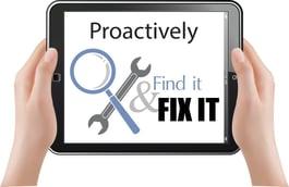 Tablet Find it & fix it