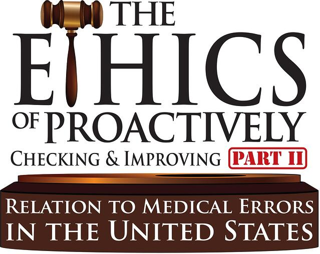 ethics of proactively checklist