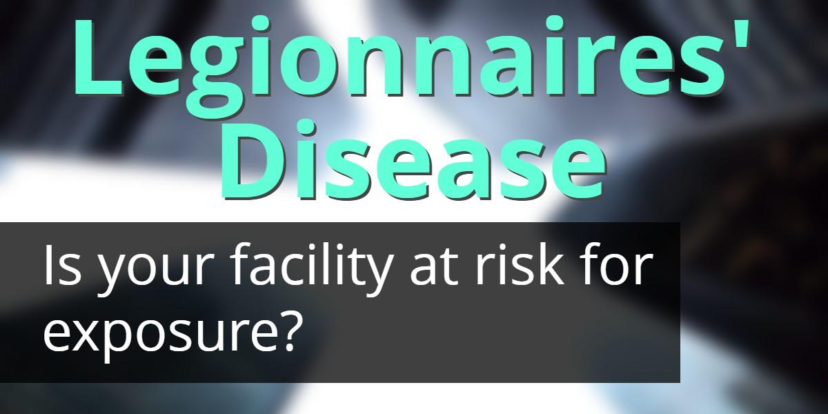 legionnaires disease patient safety