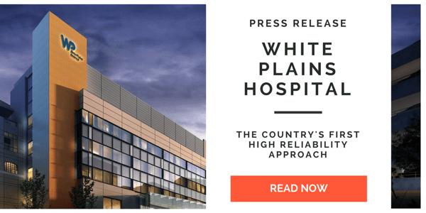 White Plains Hospital Press Release