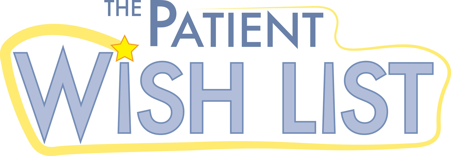 patient's wish list blog post