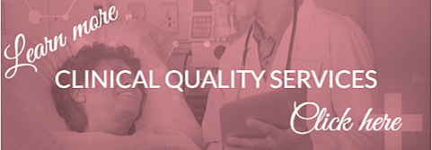 Clinical Quality resources link