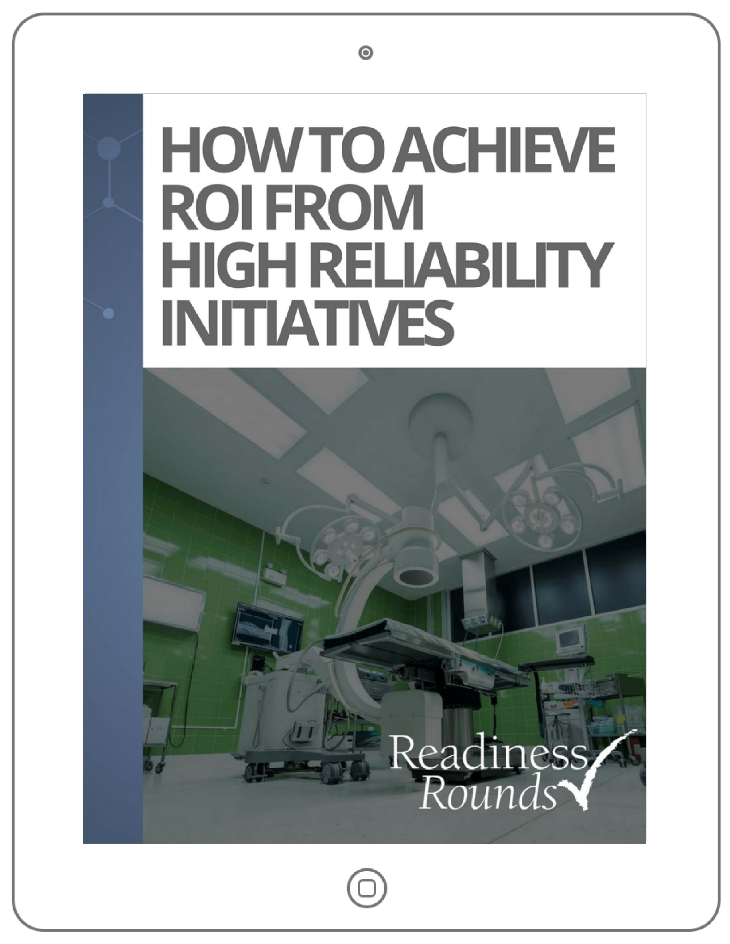 achieve roi with high reliability