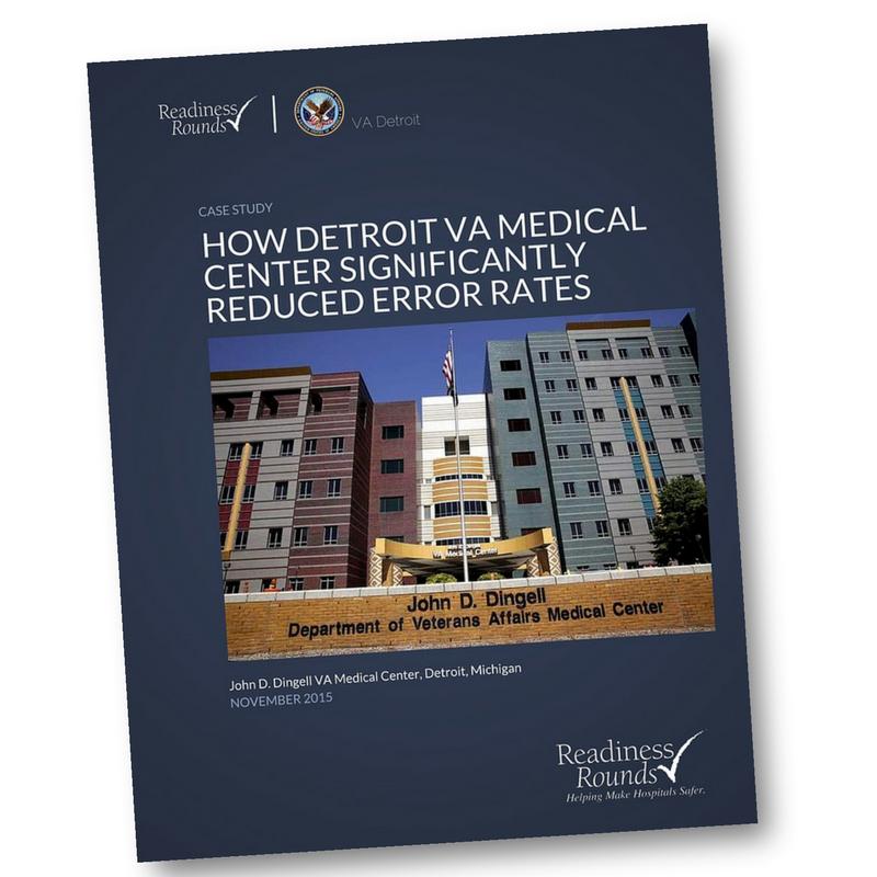 Detroit VA Case Study