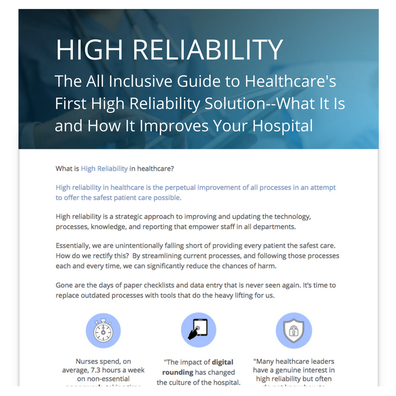 High Reliability Guide