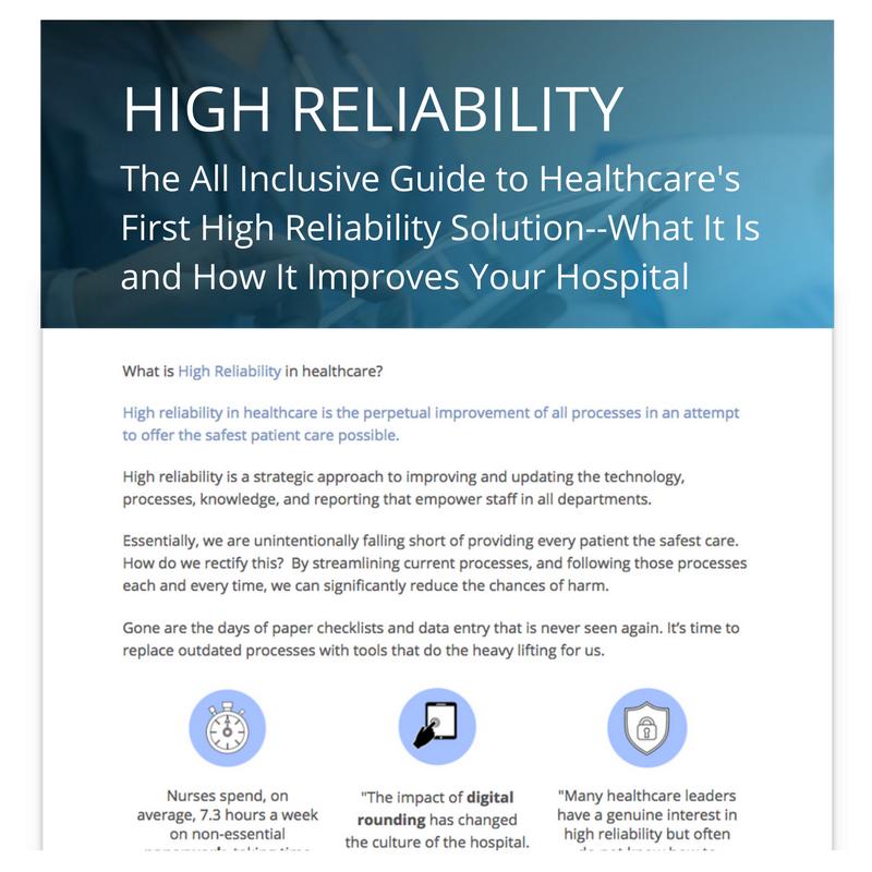 High Reliability Guide