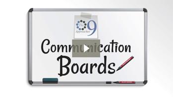 Communication Boards