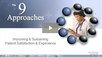 Improving & Sustaining Patient Satisfaction & Experience