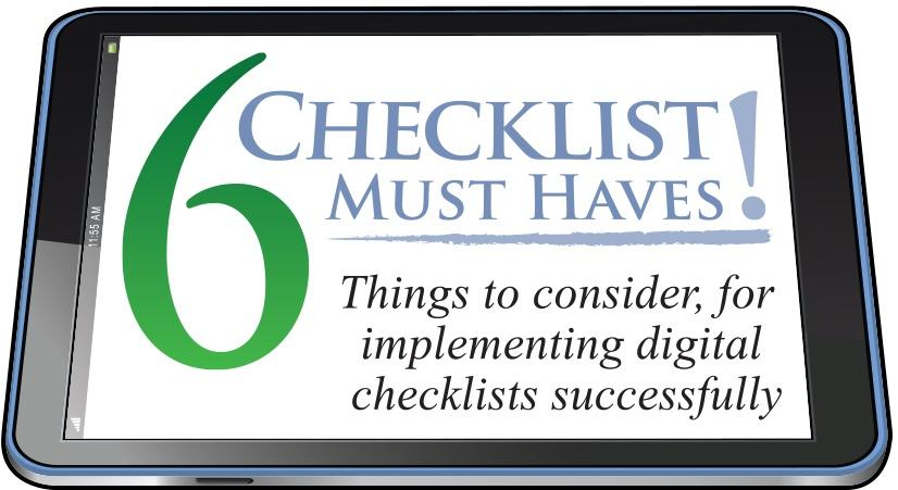 hospital rounding checklist