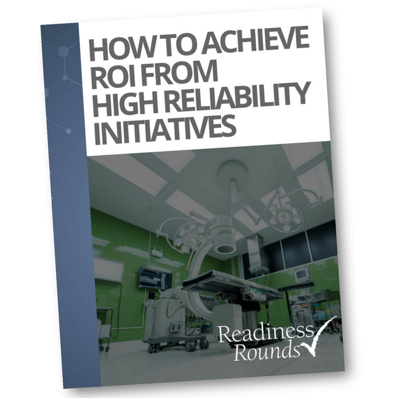 ROI on High Reliability eBook