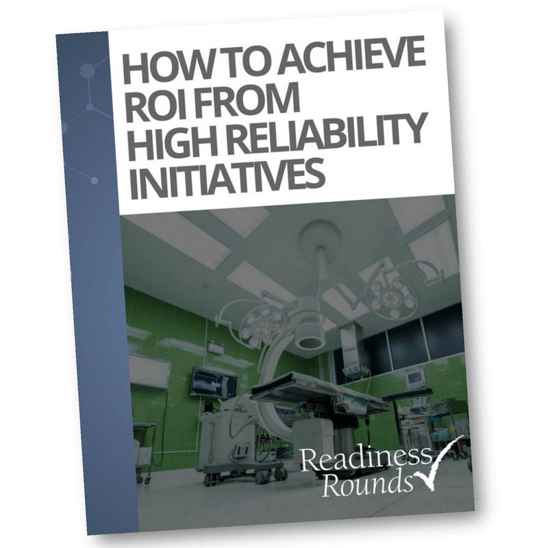 ROI on High Reliability eBook