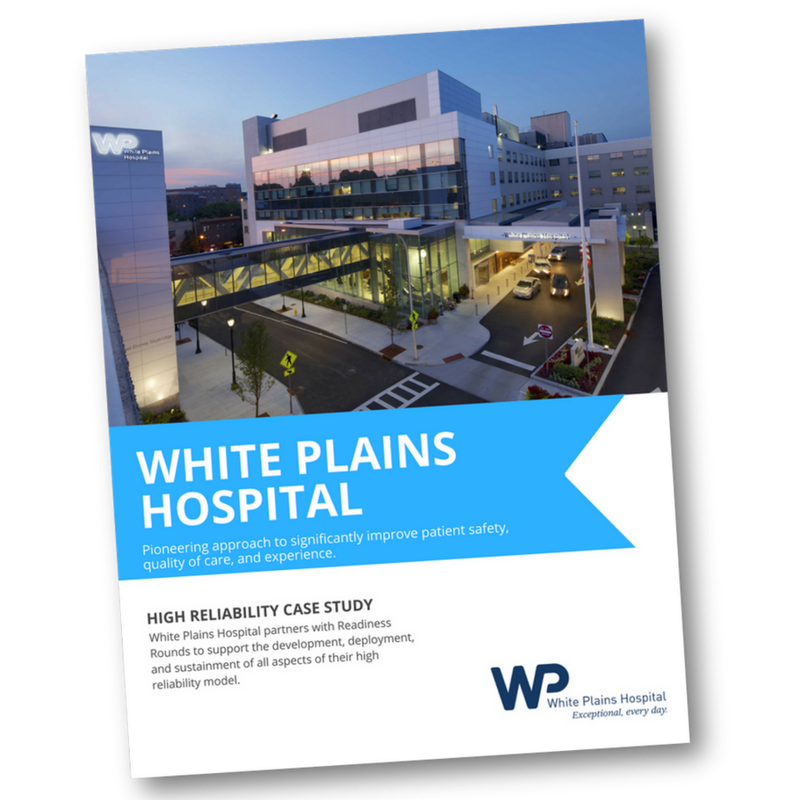 White Plains Hospital Case Study