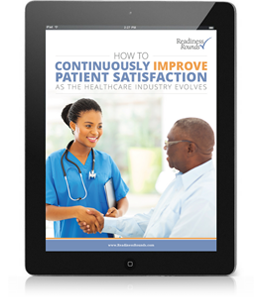 How to Continuosly Improve Patient Satisfaction As The Healthcare Industry Evolves
